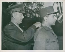 French General presented with U.S. Legion of Merit