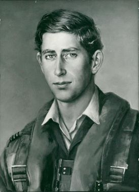 Prince Charles man of action.
