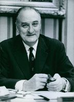 Pierre Marcilhacy, Candidate for the French Presidency, 1965.