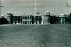 Goodwood House, Grade I listed building of UK