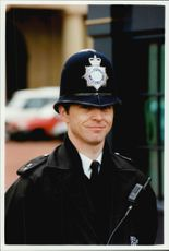 Policeman in London