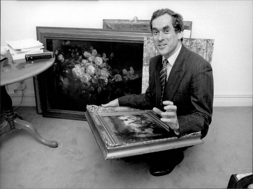 Robert Cummings, Head of Christie's Art Courses