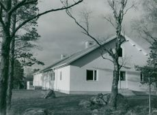 Östhammar: old age home is opened.