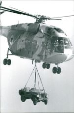 Israel helicopter
