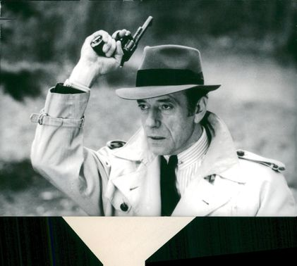 """Yves Montand in the movie """"Le Cercle Rouge"""""""