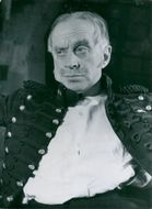 Actor Anders Henriksson in the Riksteaterns