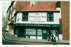 The old curiosity shop.