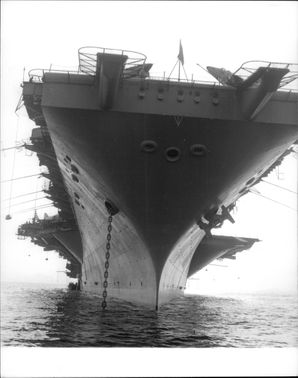 USS Enterprise hangover, which heads the US Navy working group