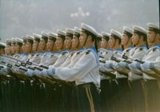 People's Liberation Army Celebrates National Day