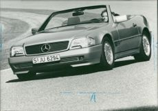 Mercedes-Benz sl convertible