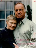 Geoffrey Palmer and Judi Dench.