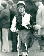 Paul Eddery:flat racing jockey