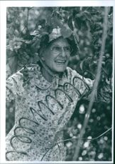 """Cloris Leachman in a scene from the film """"The Beverly Hillbillies."""""""