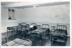 view of beds.