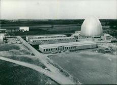 Munch Germany: the new west german nuclear reasearch centre.