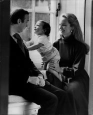 Prince and Princess Michael of Kent with the son Fredrick