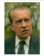 Richard Nixon 37th U.S. President suffered a stroke.