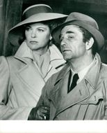Peter Falk and Louise Fletcher