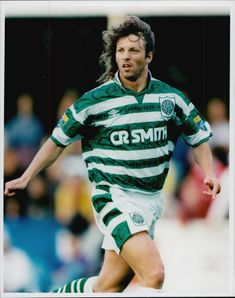 Jorge Cadete, football player Celtic FC