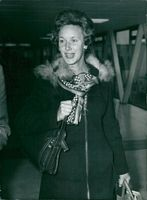 Watergate-conspiracy Jeb Stuart Magruder's wife Mrs. Gail Magruder.