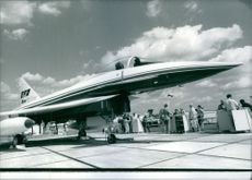 European fighter aircraft, funded by the Federal governments of Germany, Italy, Spain and UK, which is to be formally launched in Mid 1987.