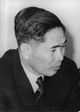 Portrait of Nguyen Co Thach.
