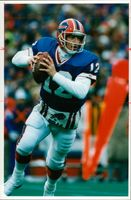 Buffalo bills quarterback Jim Kelly.