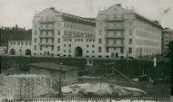 Tobacco monopoly factory