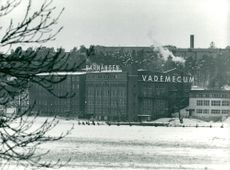 Barnäng's factory seen from Fredhällssidan