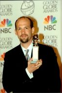 """Actor Anthony Edwards received a Golden Globe for his efforts in the TV series """"ER""""."""