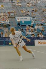 Steffi Graph during the US Open 1989.