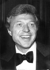 Portrait of Steve Lawrence.