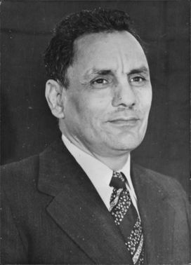 Ahmed Ould Mohamed Saleh in a portrait.