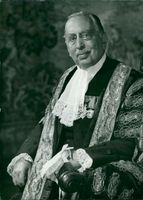 Lord Justice Eric Sachs
