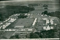 Royal Norfolk Show: Aerial View of Showground