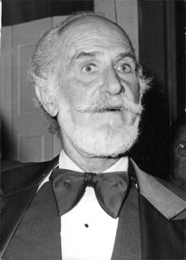 Portrait of Keenan Wynn.