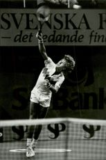 Match image of Hans Simonsson taken in an unknown competition context.