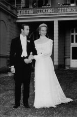 Prince and Princess Michael of Kent marries