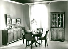 Dining room anno dom