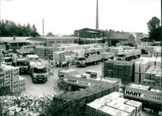 Hart ceramic manufacturing facility