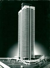 Concordia residential tower