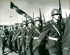 Guard battalion of the Bundeswehr